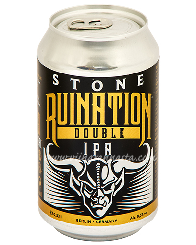 Stone Ruination Double IPA 8,5% 33cl TIN