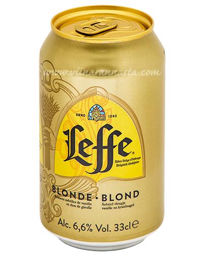 Leffe Blonde 6,6% 33cl TIN