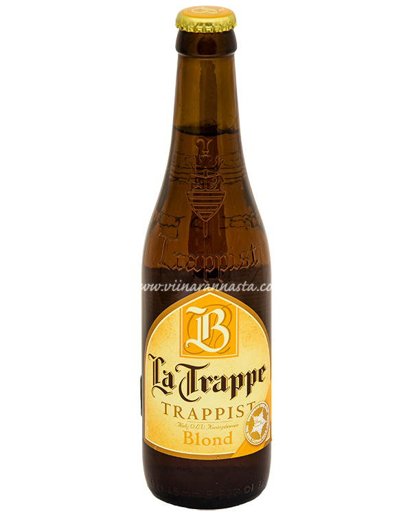 La Trappe Blond 6,5% 33cl