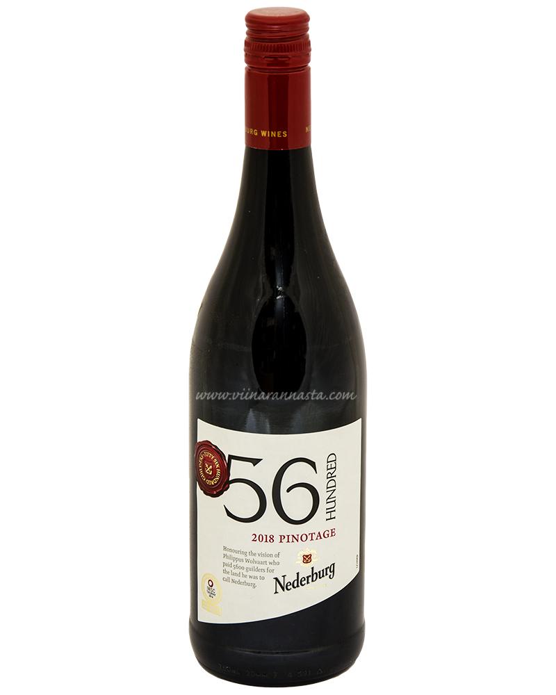 Nederburg 56 Hundred  Pinotage 14% 75cl