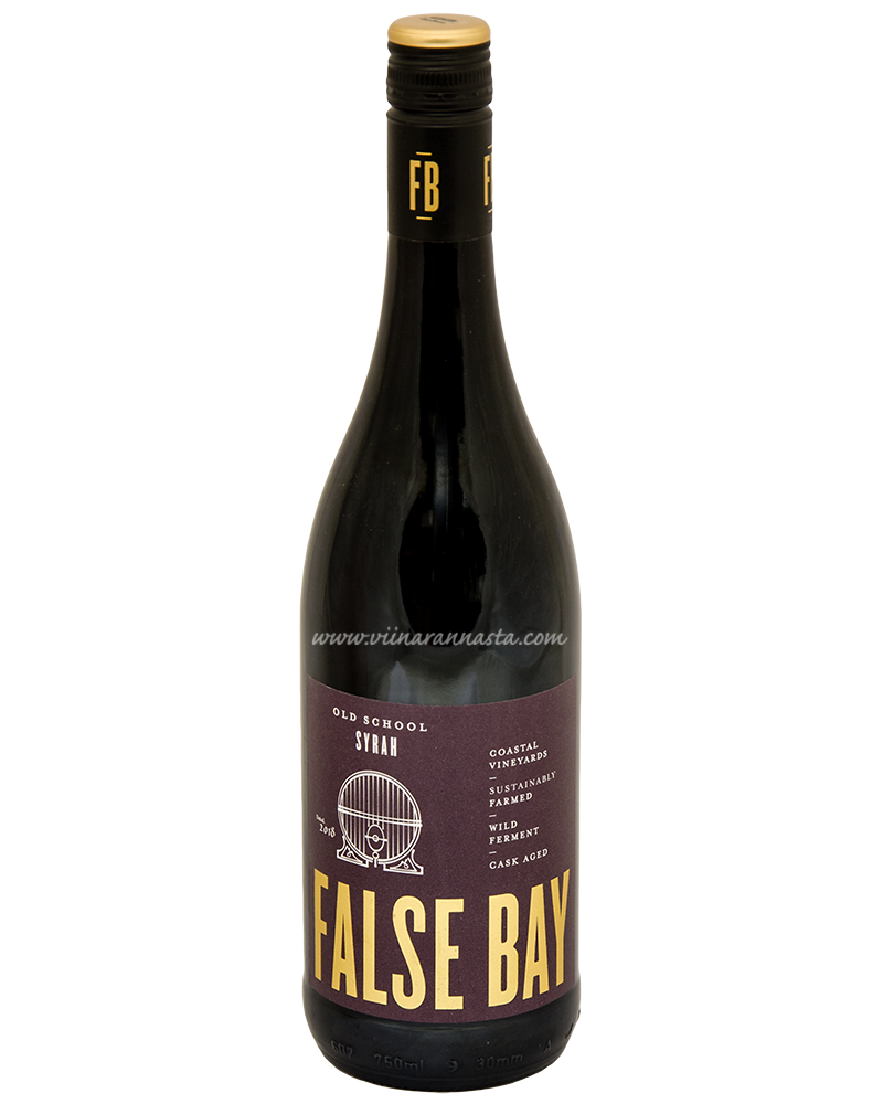 False Bay Syrah 14% 75cl