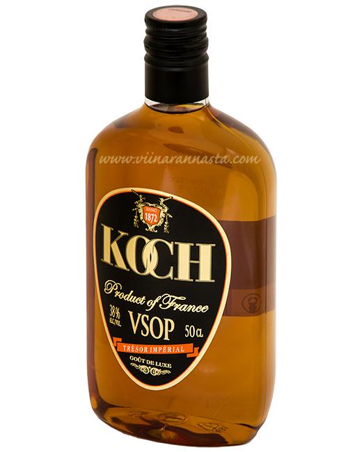 Koch VSOP Brandy 38% 50cl PET