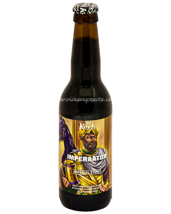 Koch Imperaator Imperial Stout 10% 33cl