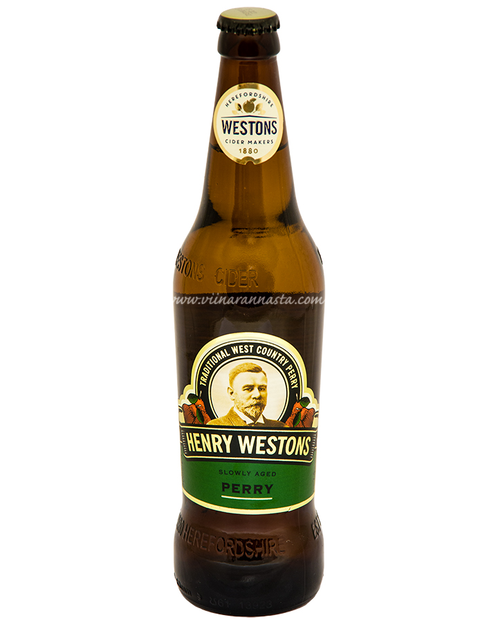 Henry Westons Perry 7,4% 50cl