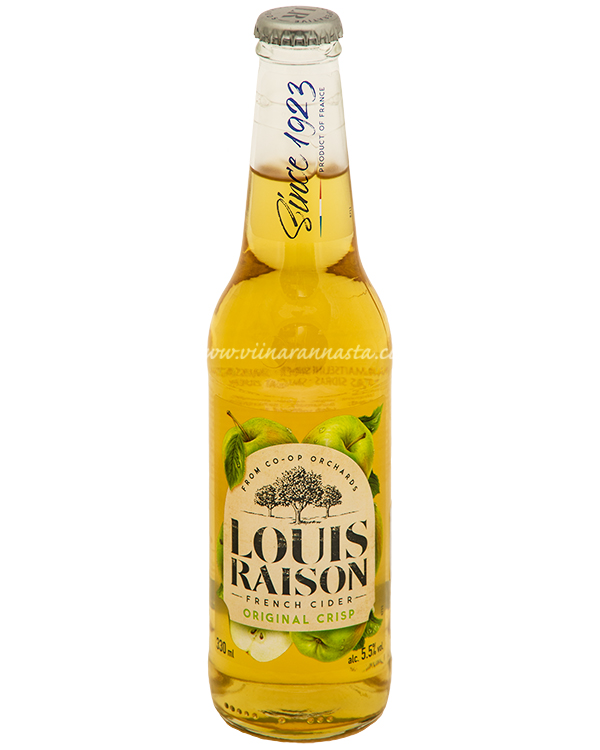 Louis Raison Crisp 5,5% 33cl