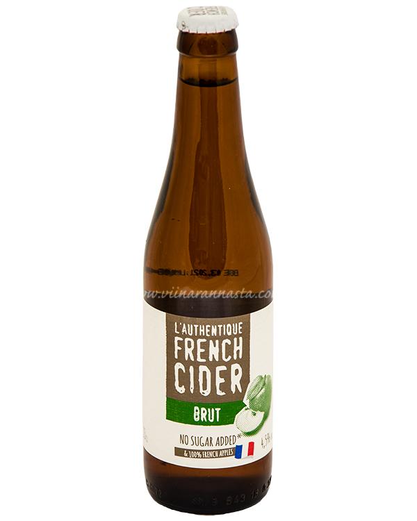Val de France French Cider Brut 4,5% 33cl