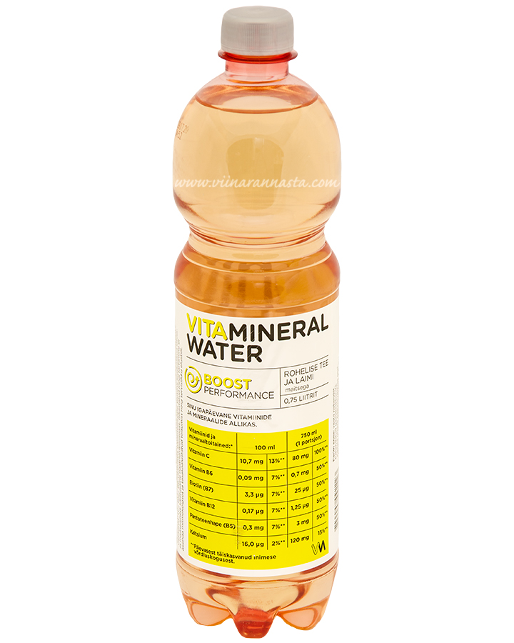 Vitamineral Water Boost 75cl