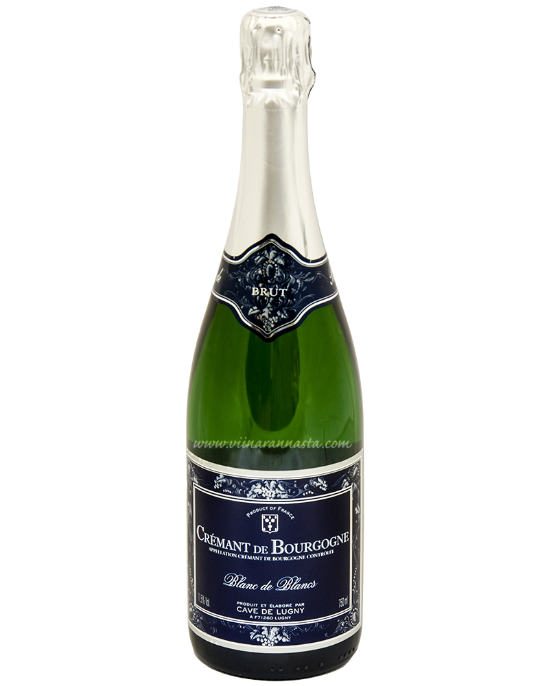 Cave Lugny Cremant Bourg.Brut 11,5% 75cl
