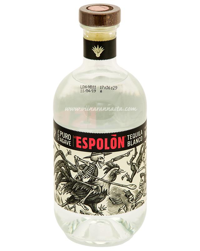 Espolon Blanco Tequila 40% 70cl