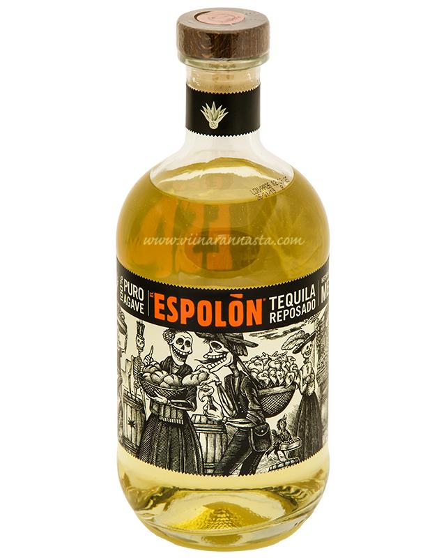 Espolon Reposado Tequila 40% 70cl