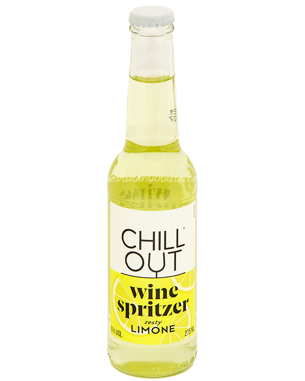 Chill Out Wine Spritzer Limone 5% 27,5cl
