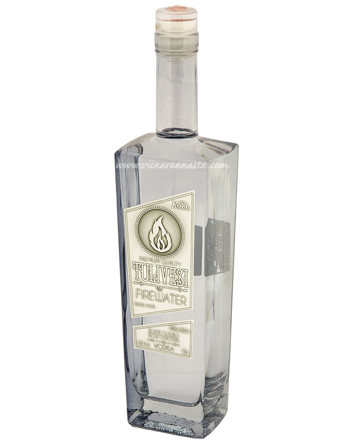 Koch Tulivesi Premium Vodka 40% 50cl