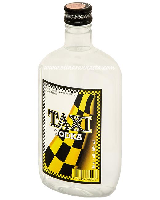 Taxi Vodka 40% 50cl PET