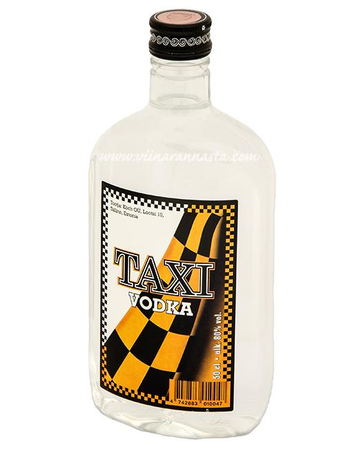 Taxi Vodka 80% 50cl PET