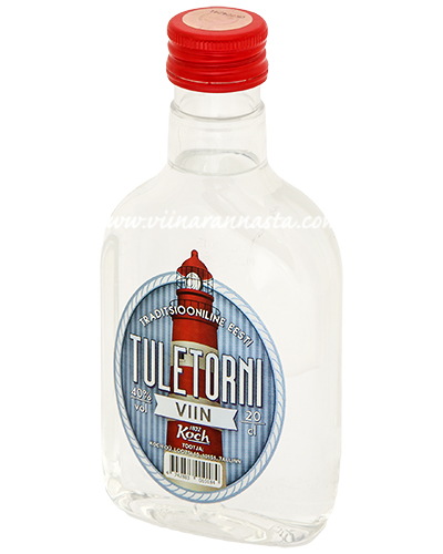 Tuletorni Viin 40% 20cl PET