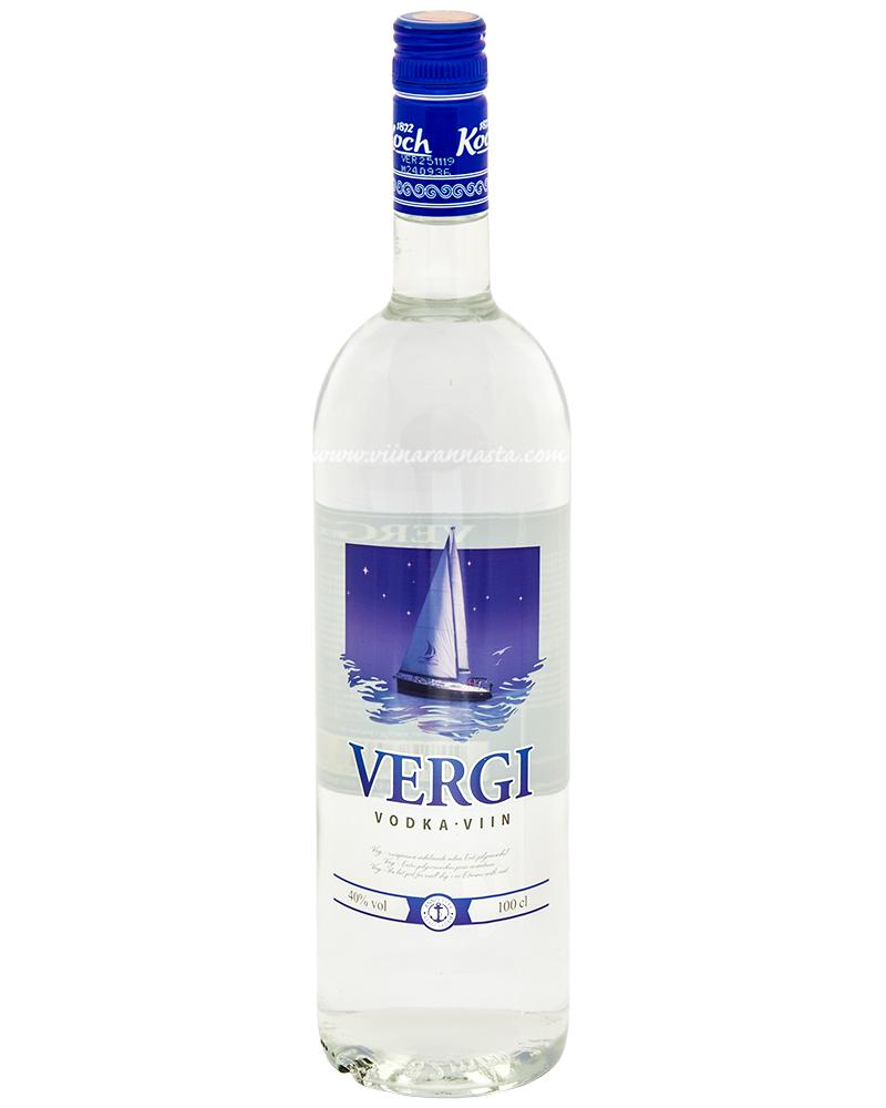 Vergi Vodka 40% 100cl