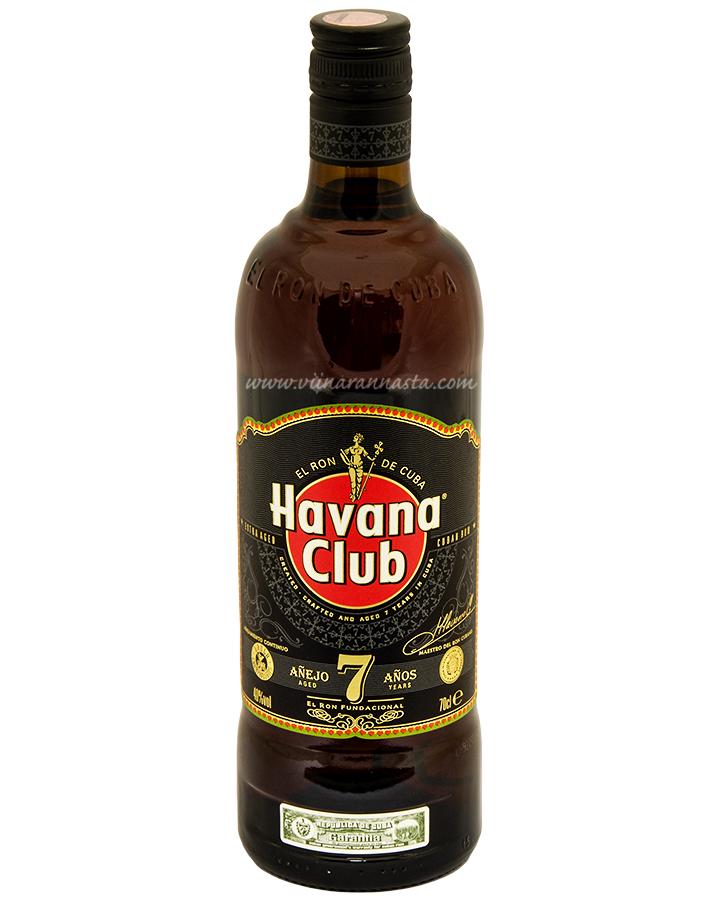 Havana Club 7YO 40% 70cl