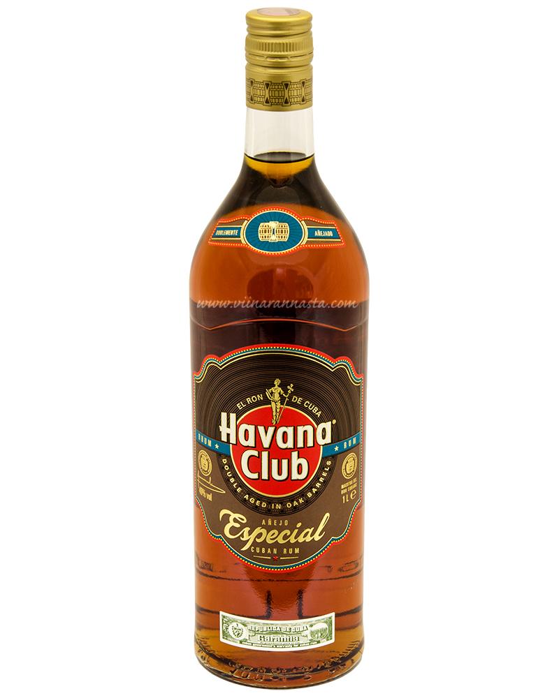 Havana Club Anejo Especial 40% 100cl