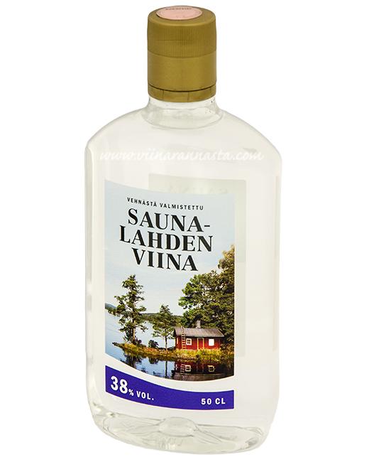 Saunalahden Viina 38% 50cl PET