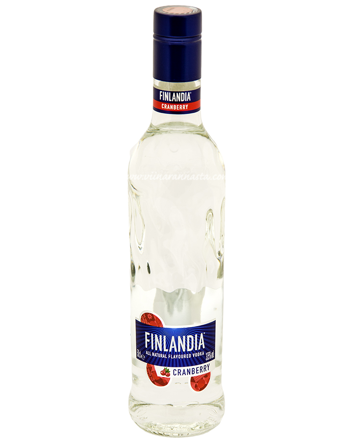 Finlandia Cranberry 37,5% 50cl