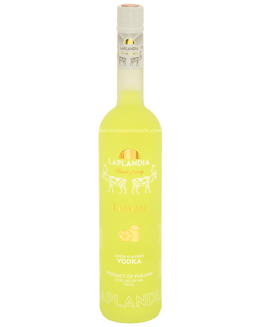 Laplandia Lemon Shot 37,5% 70cl