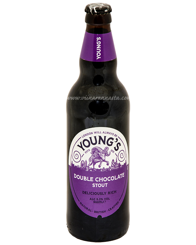 Youngs Double Chocolate Stout 5,2% 50cl