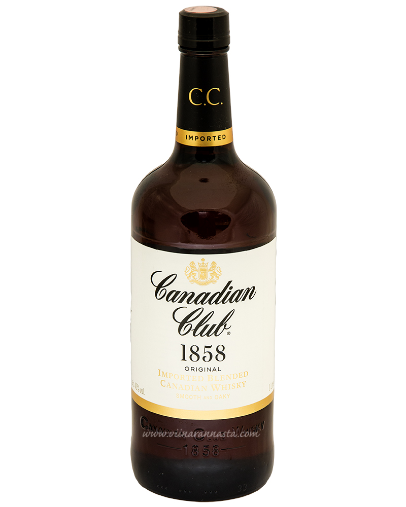 Canadian Club 40% 100cl