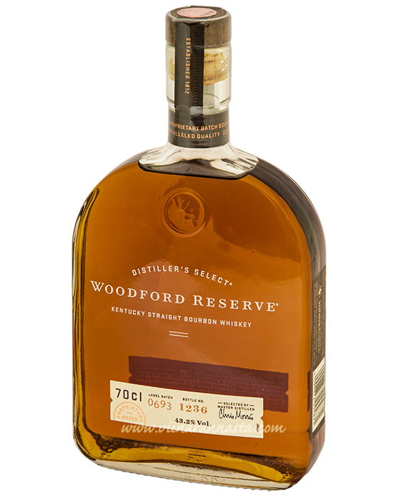 Woodford Reserve 43,2% 70cl