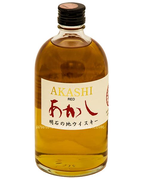 Akashi Red Blended Whiskey 40% 50cl