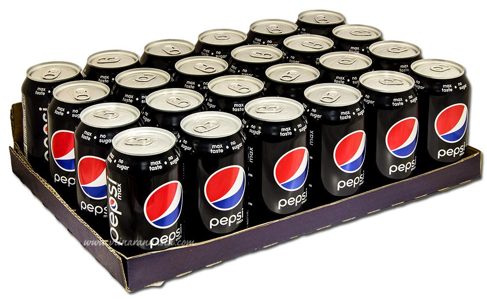 Pepsi MAX 24x33cl