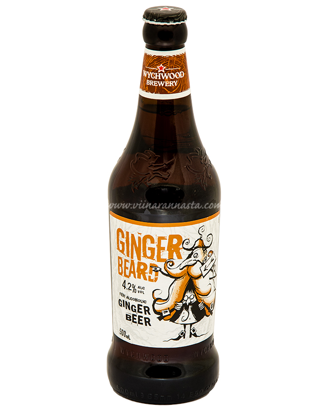 Wychwood Brewery Ginger Beard 4,2% 50cl