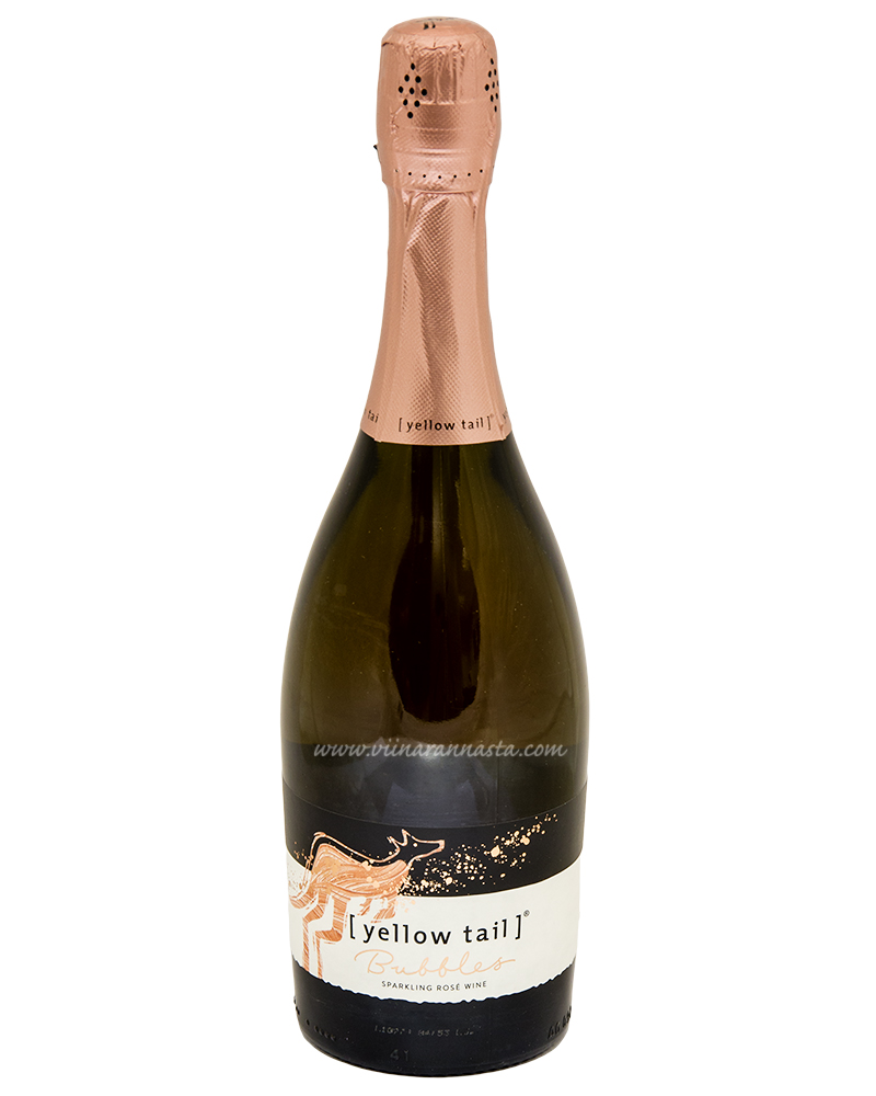 Yellow Tail Bubbles Rose 11,5% 75cl