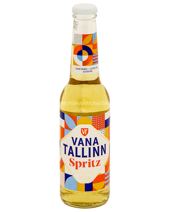 Vana Tallinn Spritz 5,5% 27,5cl