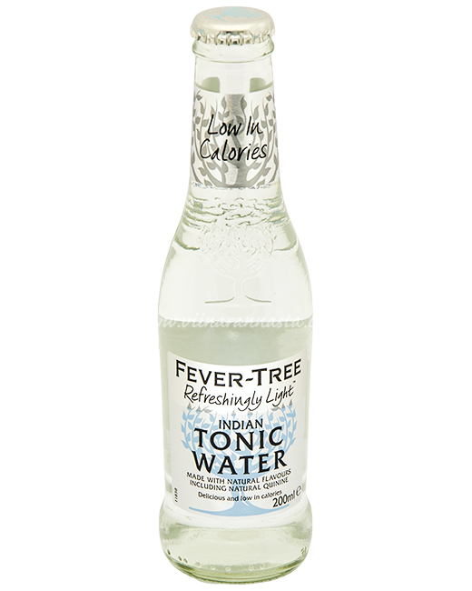 Fever Tree Refreshingly Light Indian Tonic Water 20cl