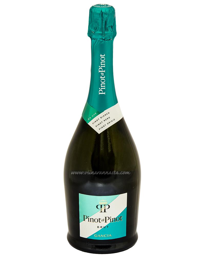 Gancia Pinot di Pinot Brut 11,5% 75cl