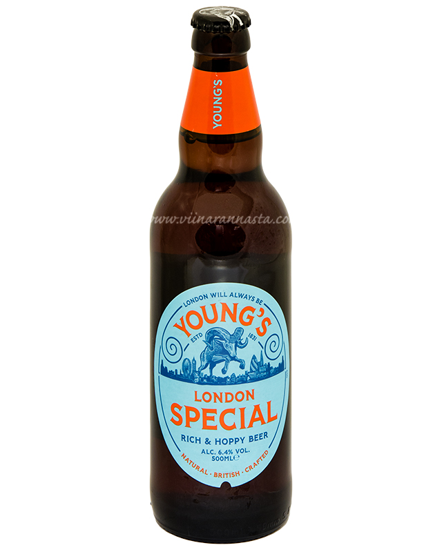 Youngs London Special 6,4% 50cl