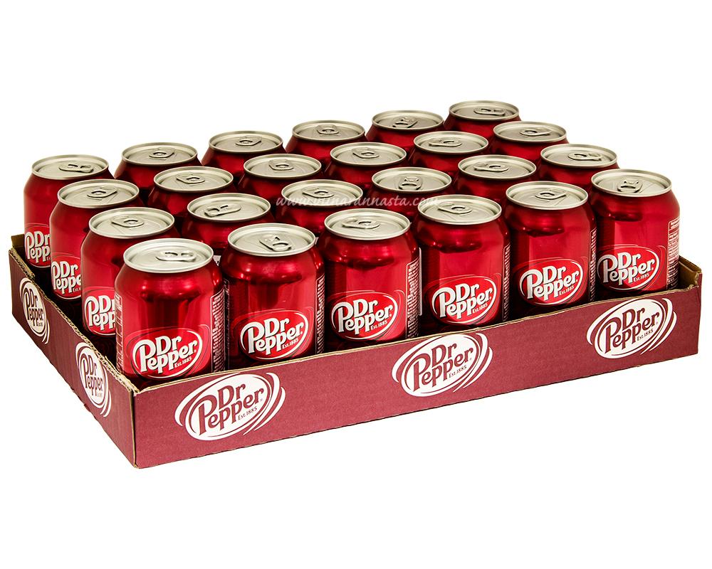 Dr Pepper 24x33cl