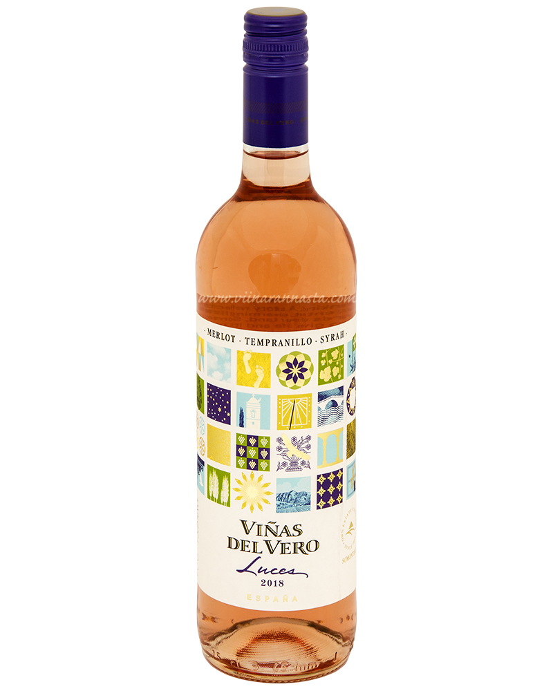 Vinas del Vero Luces Merlot-Tempranillo-Syrah 13,5% 75cl