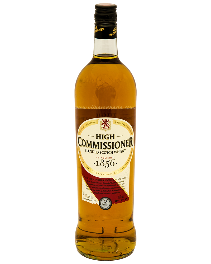 High Commissioner 40% 100cl
