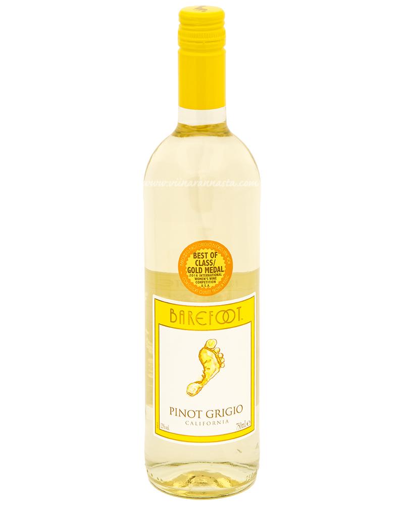 Barefoot Pinot Grigio 12% 75cl