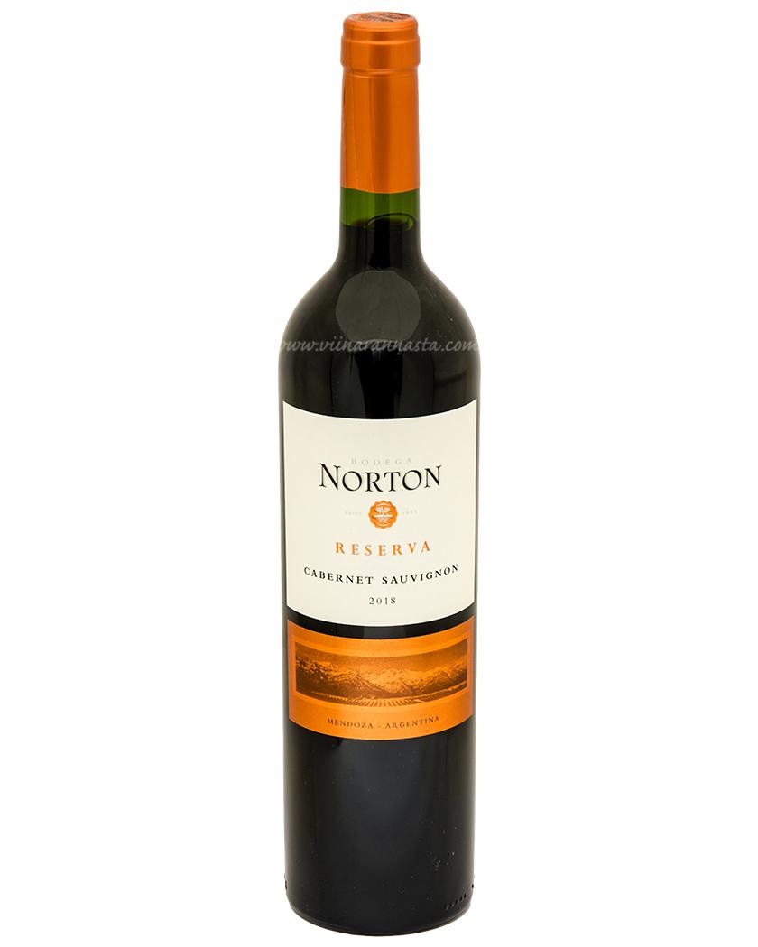 Norton Reserva Cabernet Sauvignon 14,5% 75cl