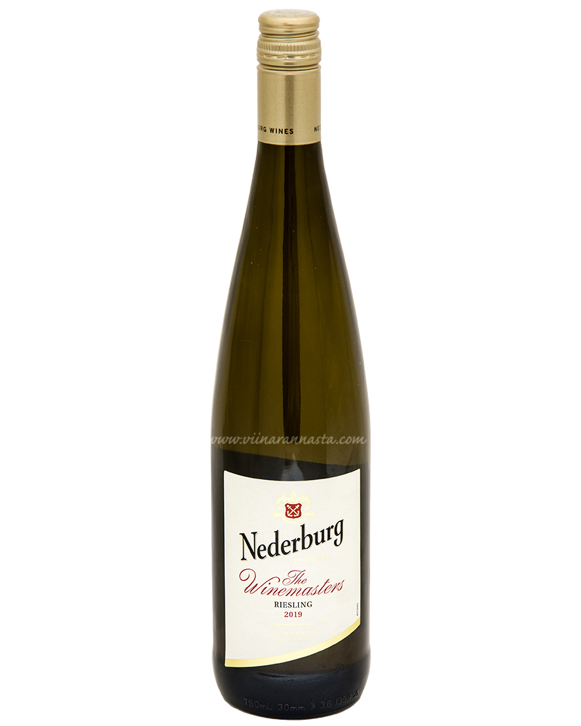 Nederburg Winemasters Riesling 14% 75cl