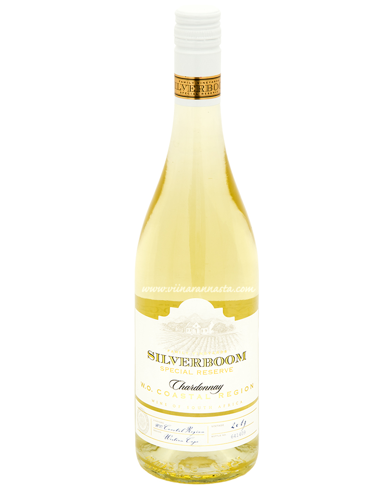 Silverboom Special Reserve Chardonnay 14% 75cl