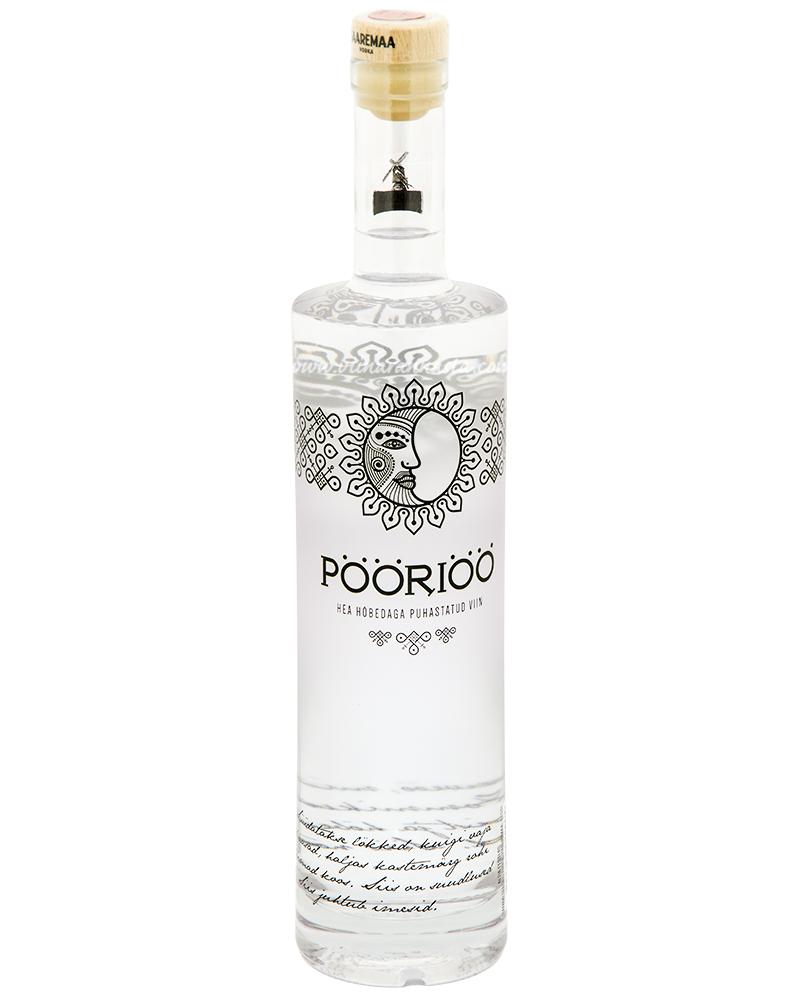 Saaremaa Vodka Pööriöö 40% 70cl