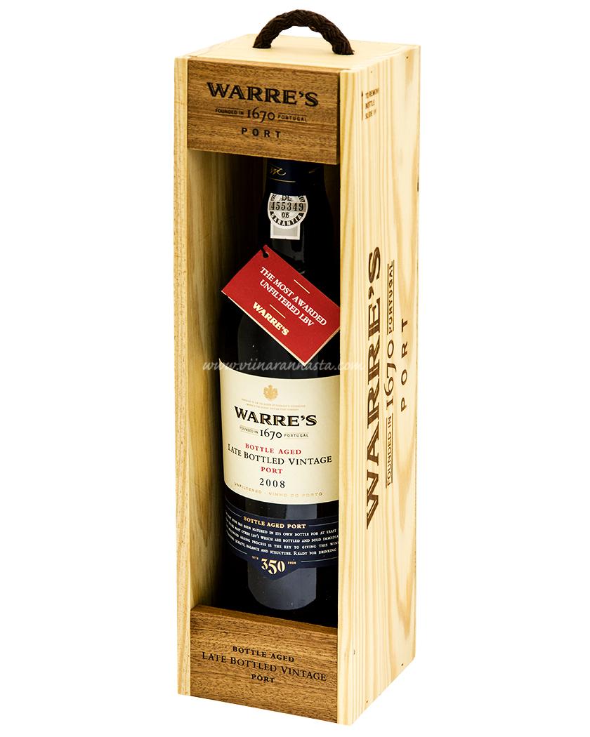 Warres Late Bottled Vintage Port 20% 75cl