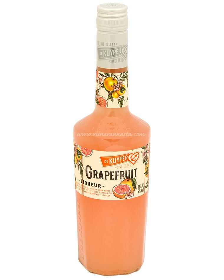 De Kuyper Grapefruit 15% 50cl