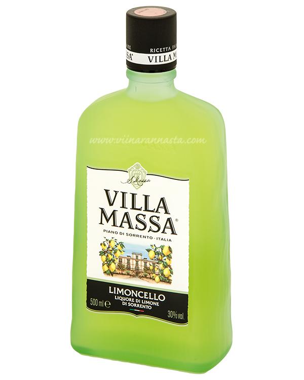 Villa Massa Limoncello 30% 50cl
