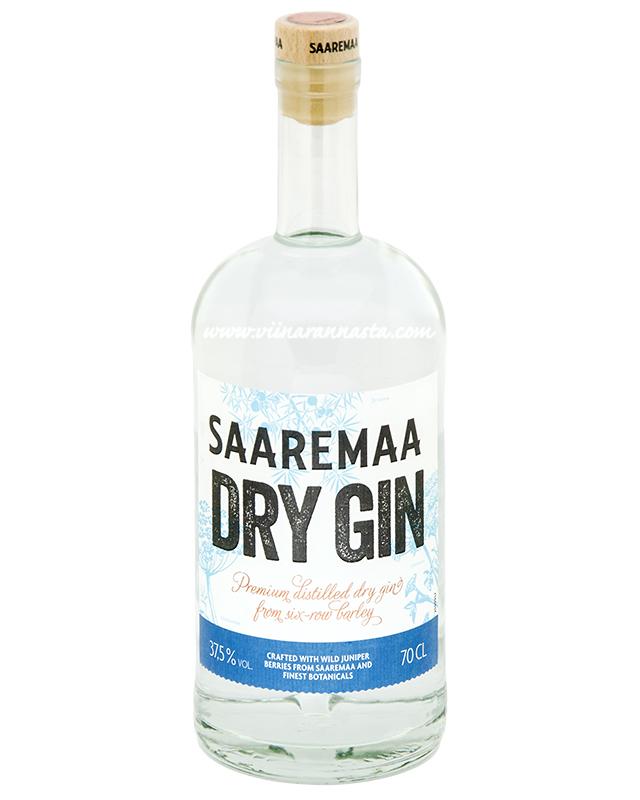 Saaremaa Dry Gin 37,5% 70cl