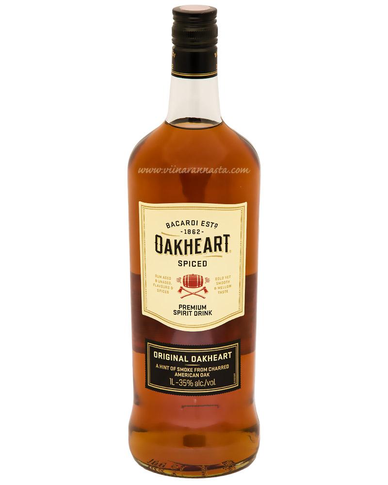 Bacardi Oakheart 35% 100cl