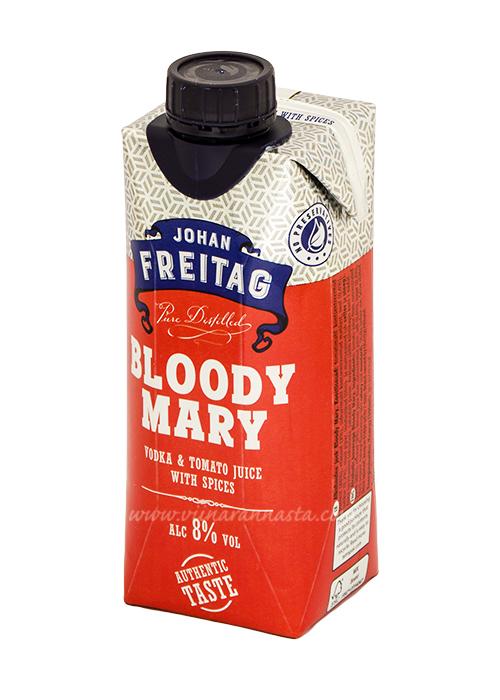 Johan Freitag Bloody Mary 8% 33cl TETRA